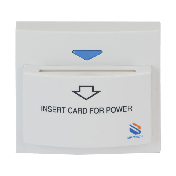 standard and simple installation hotel energy control unit