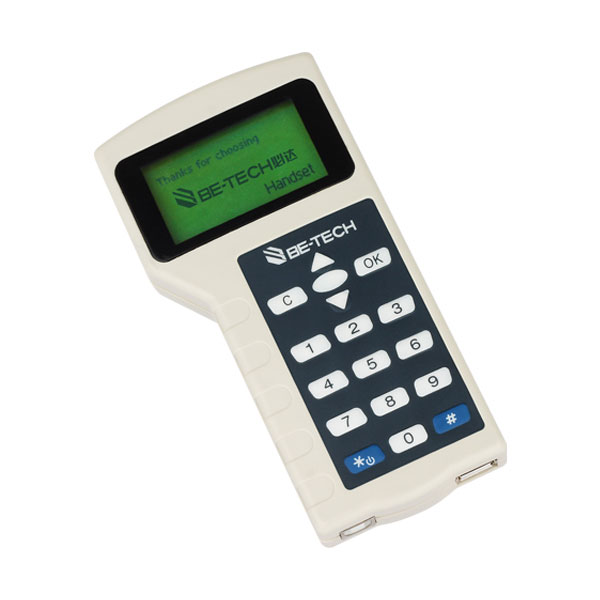 China hotel energy control unit supplier sale high quality handheld service unit