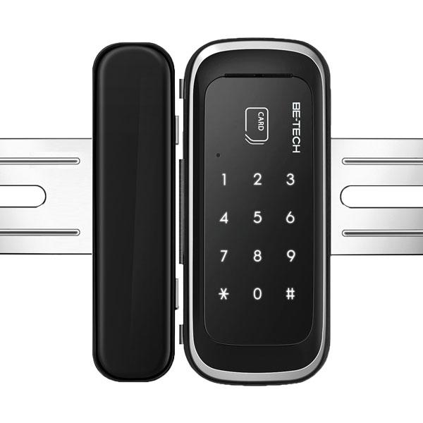 LOXguard Digital Door Lock รุ่น Milre MI-5000 (Code+Digital Key)